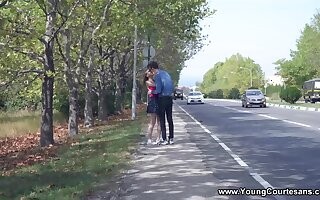 Young Courtesans - Teen sex girlfriend experience