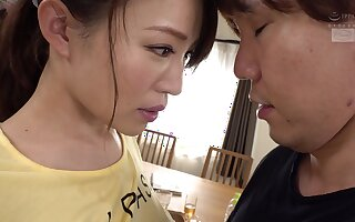 Rinne Toka - A Muscular Workout Wife S Orgasmic Cowgirl Hunt for - TOKA RINNE