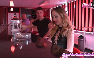 german blonde teen gangbang 5 guys