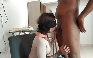 Law Sister Tricked Procure Sucking My Cock And Swallowing My Cum